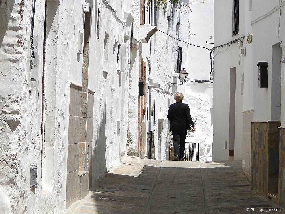 Andalucian White Villages