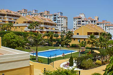 Holiday rentals Estepona