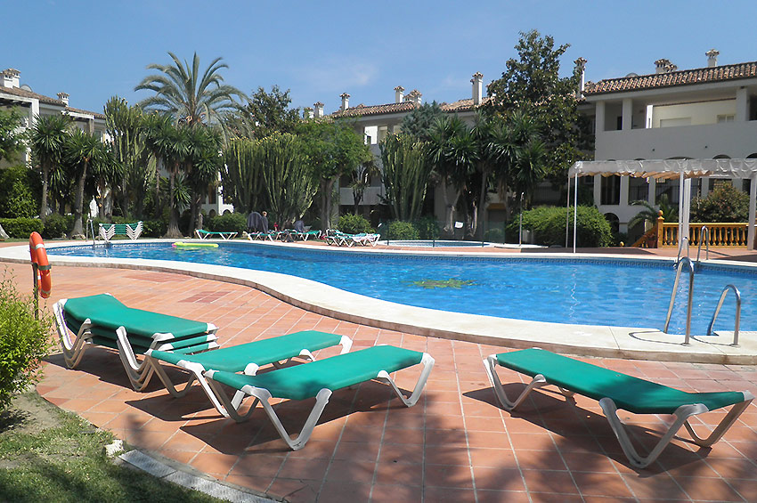 Appartement Estepona Piscine