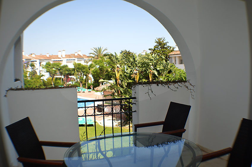 Apartment Estepona Views form terrace