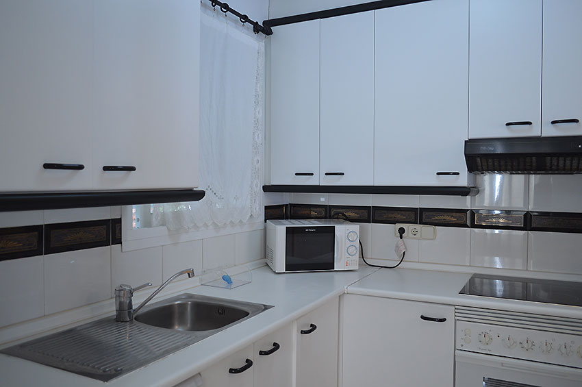 Apartment Estepona Kitchen fully fitted