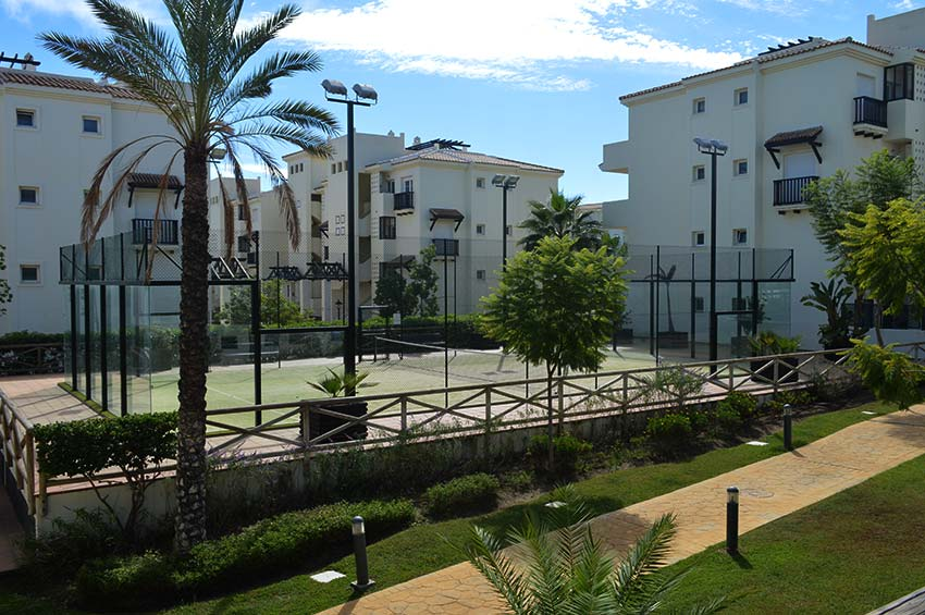 Appartement Puerto-Duquesa Padel tennis