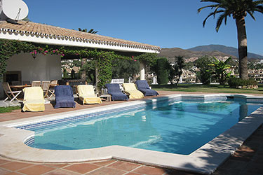 Holiday rentals Marbella
