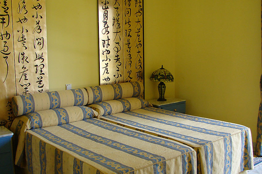 VillaMarbella Bedroom ground floor