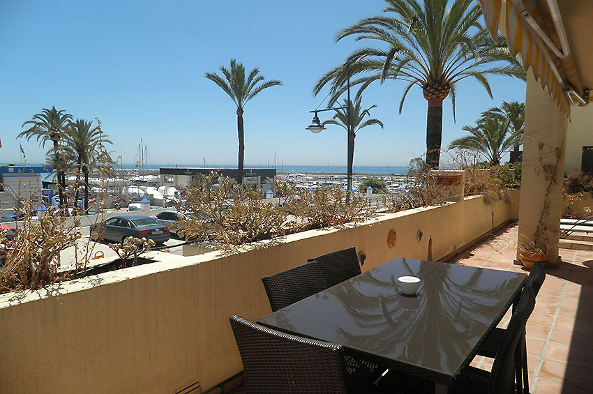 Apartment Estepona Terrace