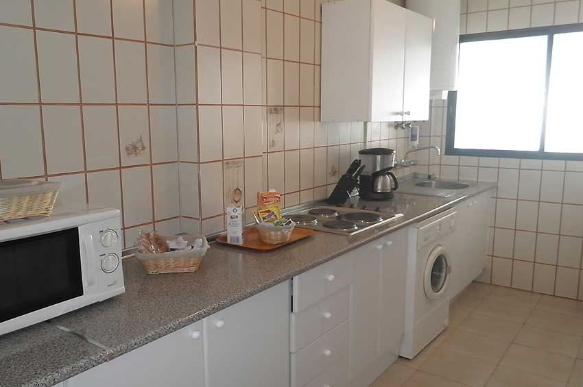 Apartment Mijas Fitted Kitchen
