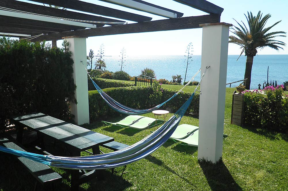 Townhouse Estepona Front line beach location