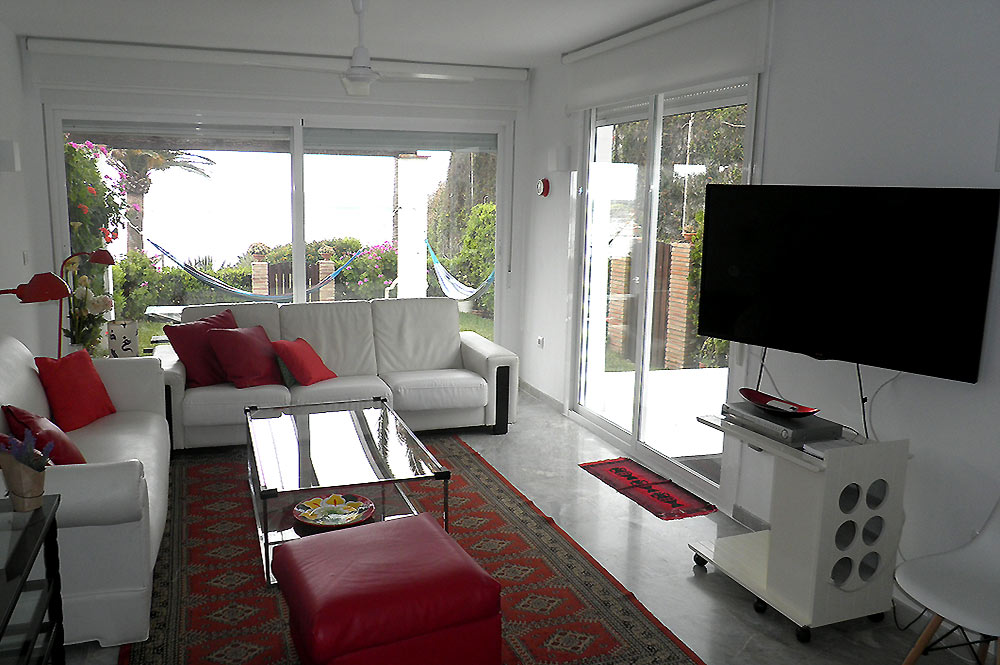 Townhouse Estepona Lounge