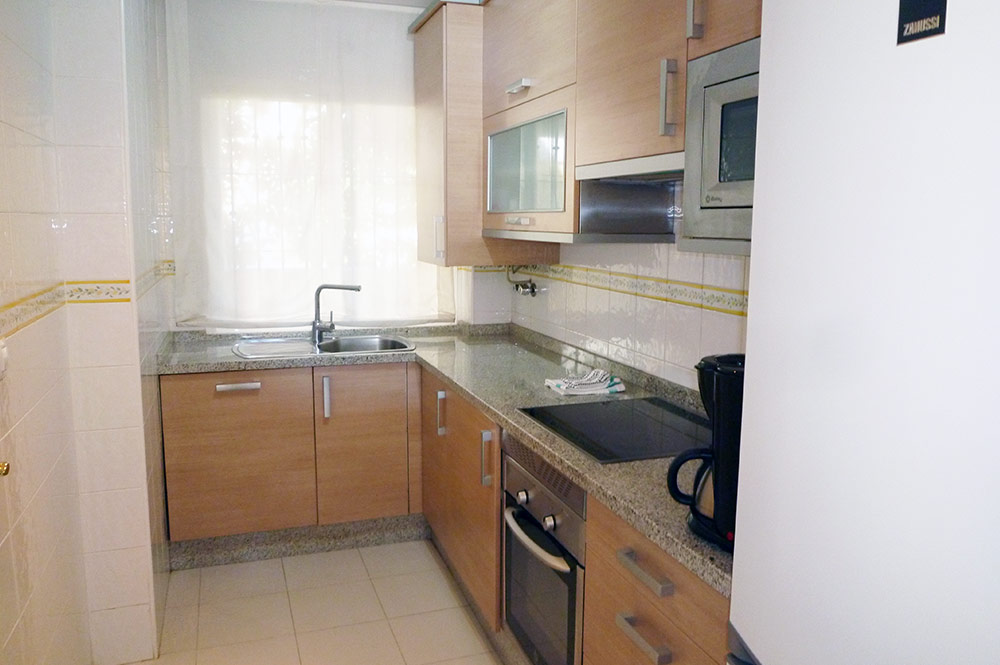 Apartment Estepona Fully fitted kitchen