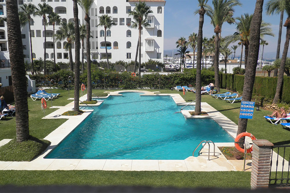 Apartment Puerto-Duquesa Swimming pool