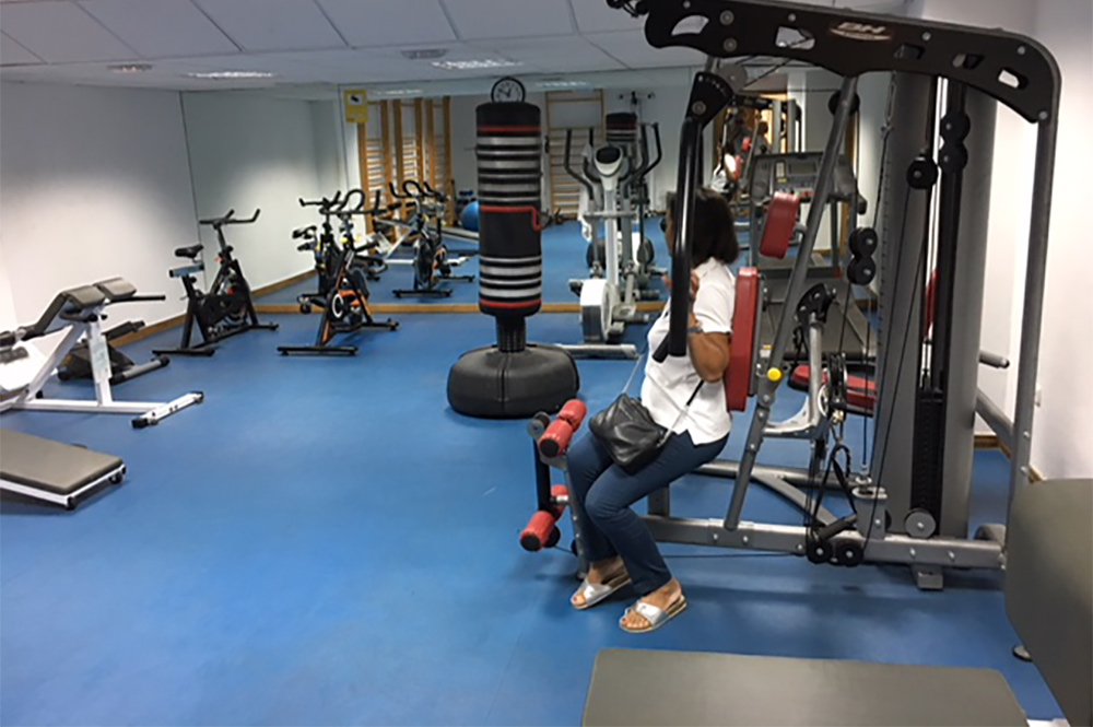 Apartment Estepona Gym