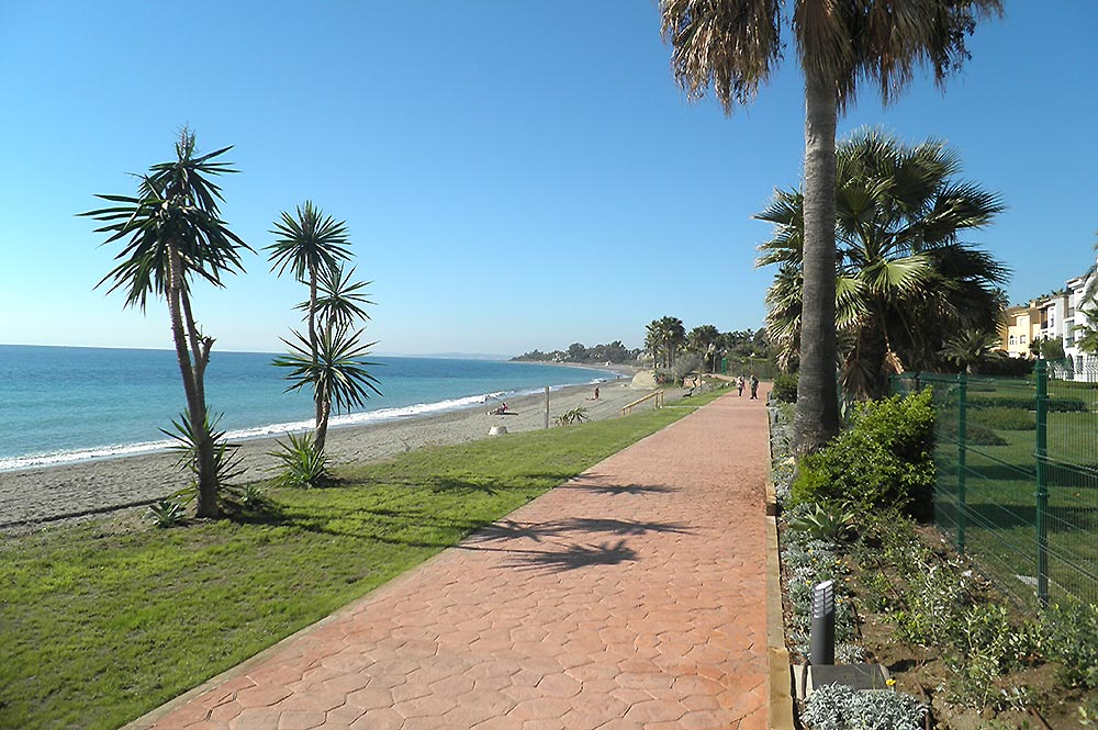 Appartement Estepona Plage de Hacienda Beach