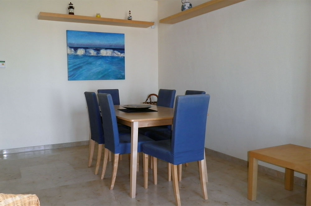 Appartement Puerto-Duquesa Salon / salle à manger