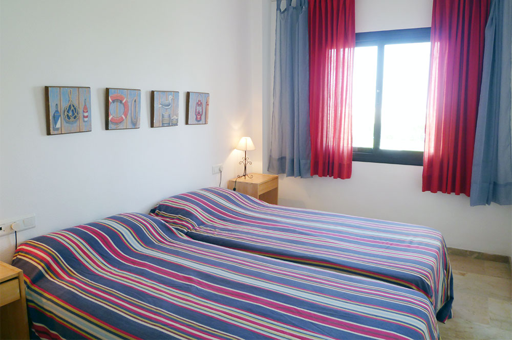 Appartement Puerto-Duquesa Chambre