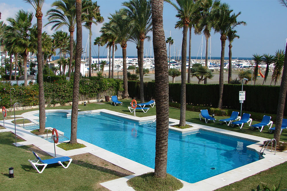 Appartement Puerto-Duquesa Piscine commune