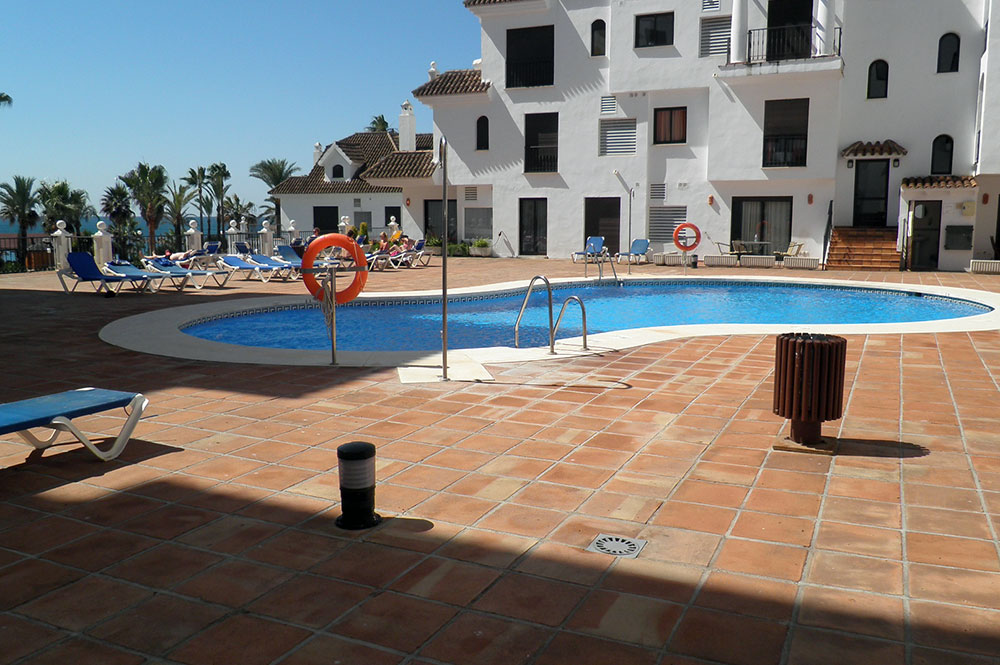 Appartement Puerto-Duquesa Piscine de la résidence
