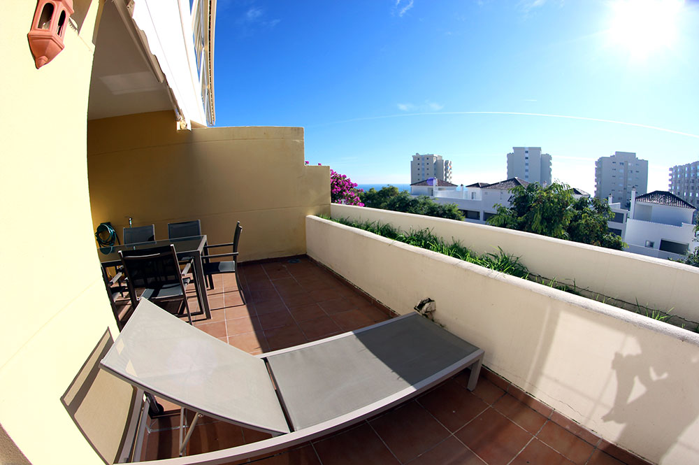 Apartment Estepona Puerto Alto South Facing terrace