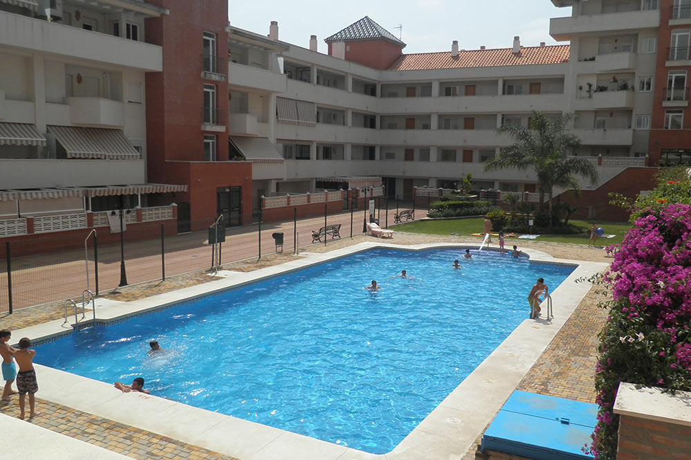 Apartment Estepona Shared pool