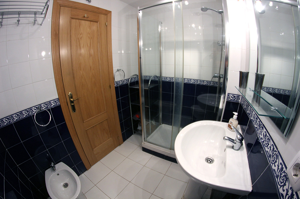 Apartment Estepona Shower room