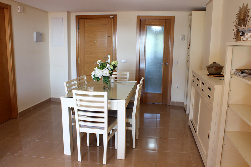 Apartment Estepona Dining area