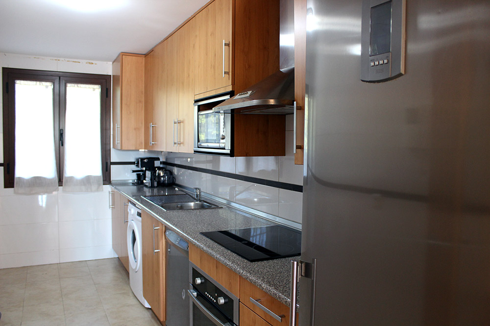 ApartmentEstepona Fully fitted kitchen