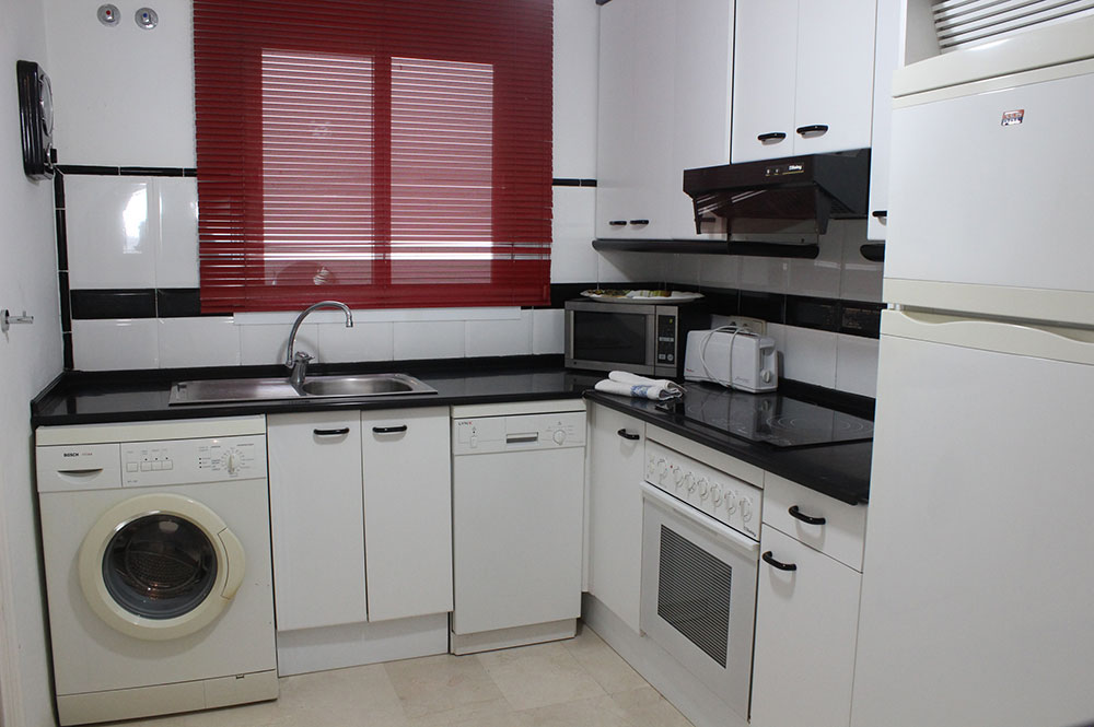 ApartmentEstepona Fitted kitchen