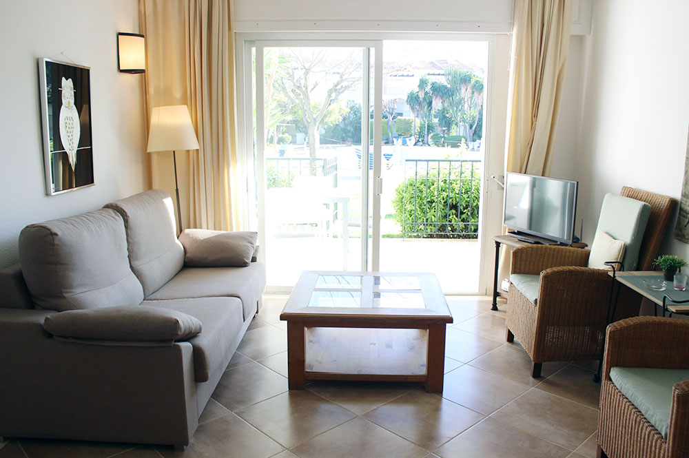 Appartement Estepona Le Salon