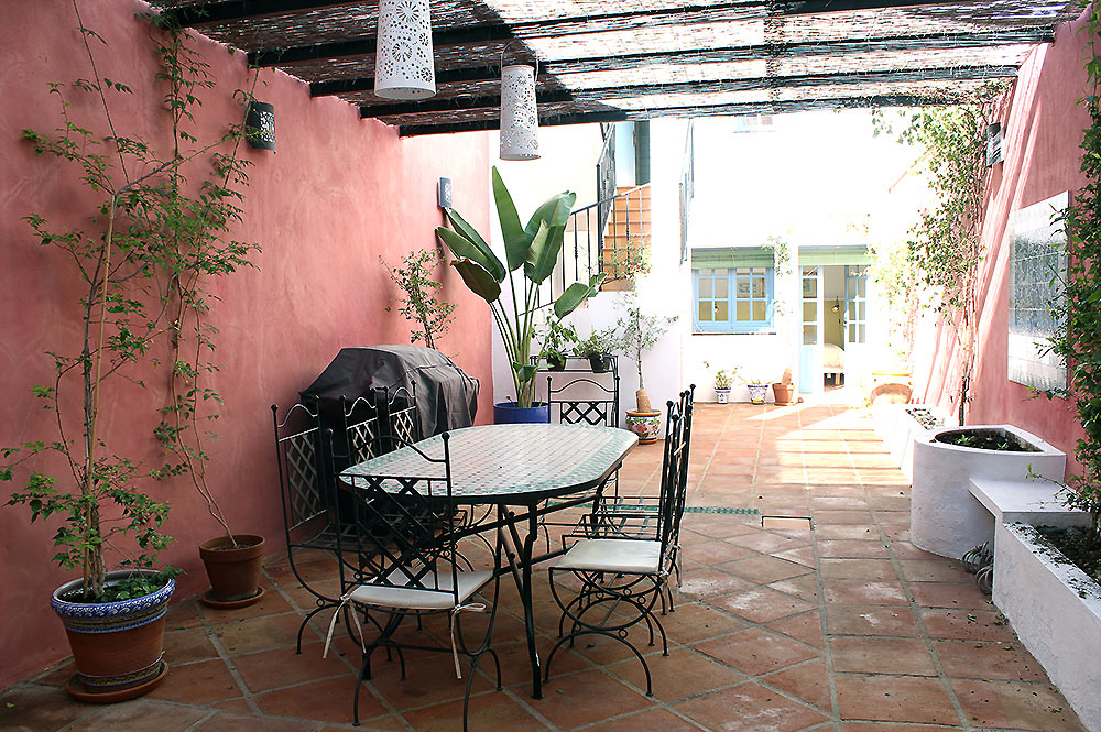 House Estepona Patio