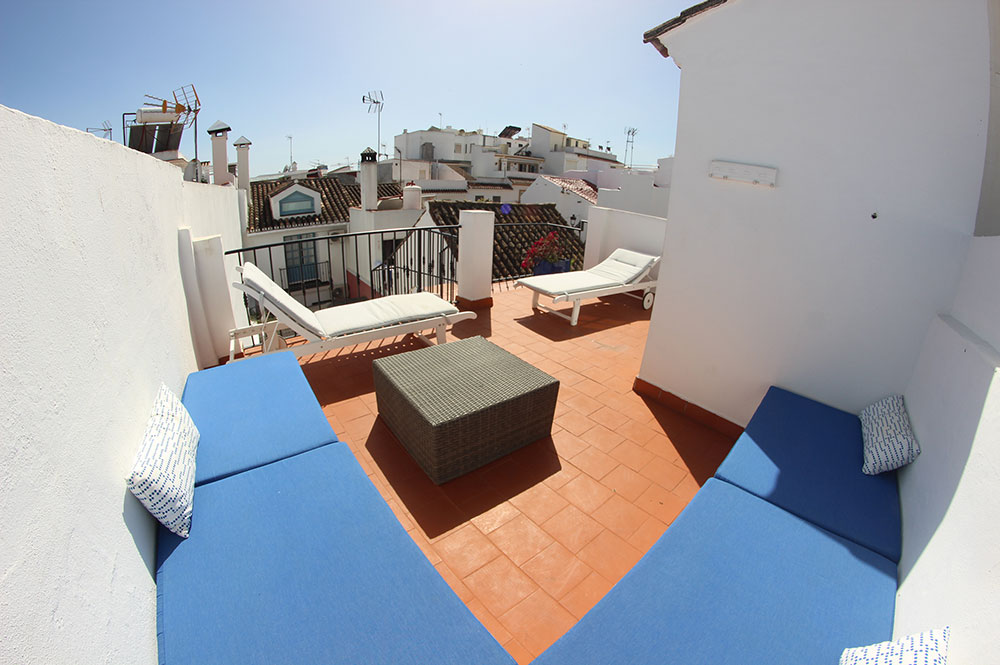 House Estepona Terrace