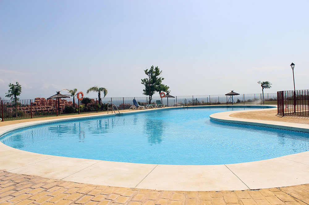 Apartment Puerto-Duquesa Shared pool