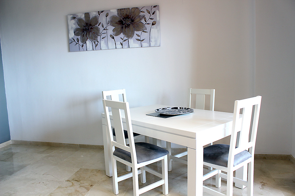 Apartment Puerto-Duquesa Dining area
