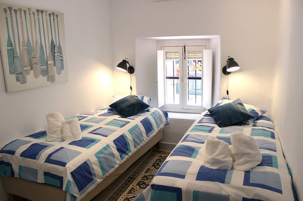 House Estepona Bedroom ground floor