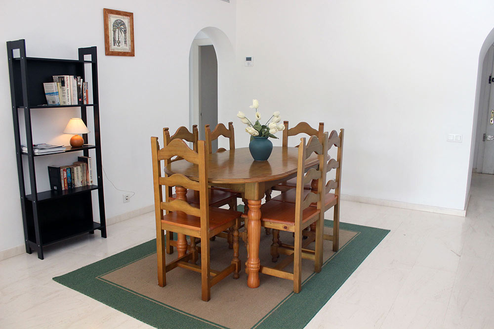 Apartment Estepona Lounge and dining place