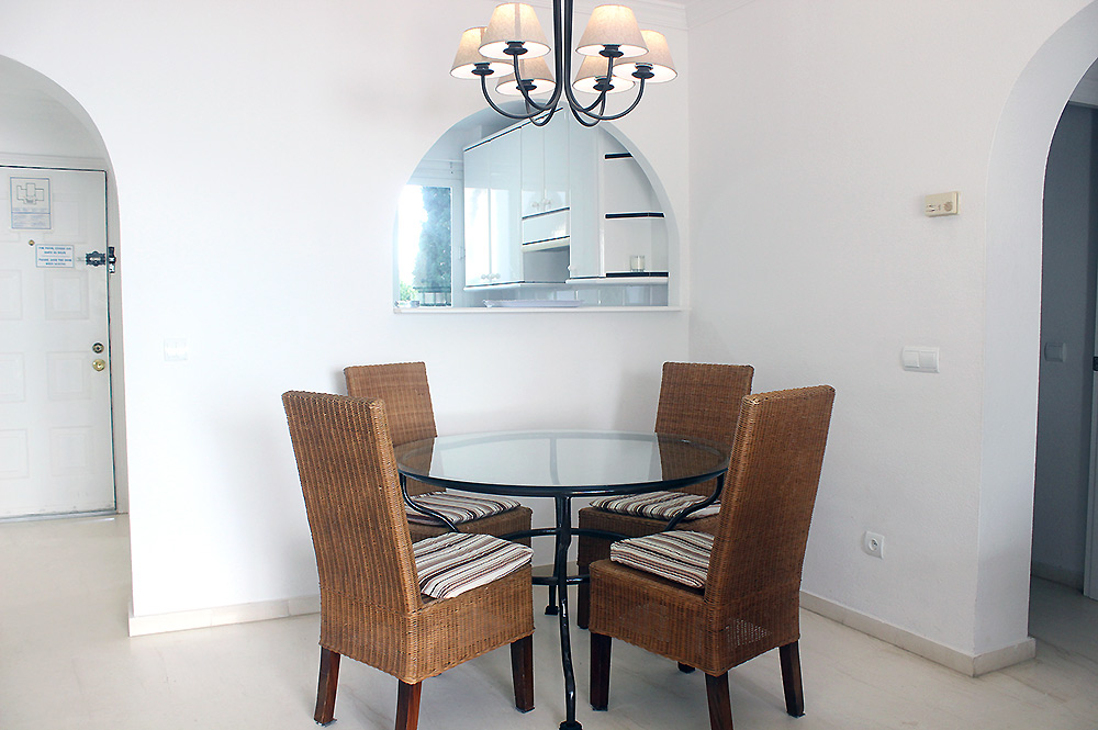 Apartment Estepona Dining Place