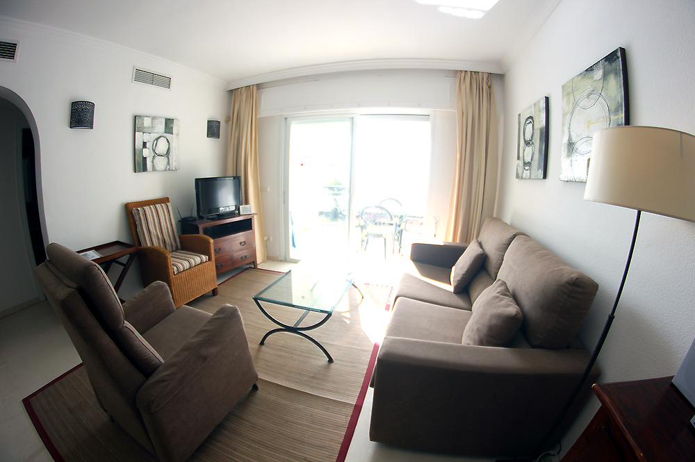 Apartment Estepona Lounge