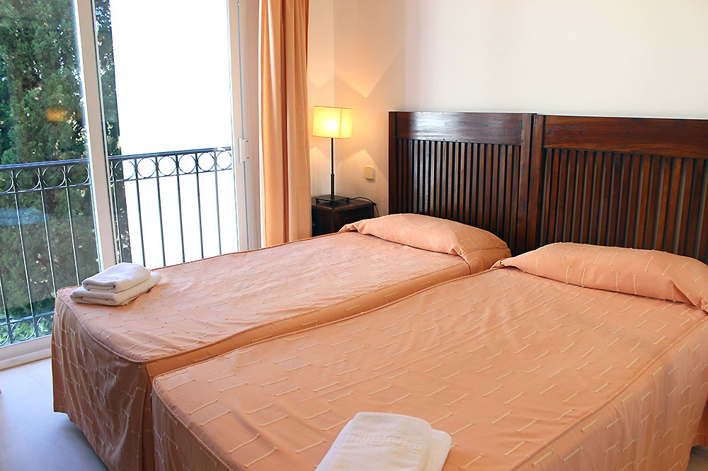 Apartment Estepona Bedroom