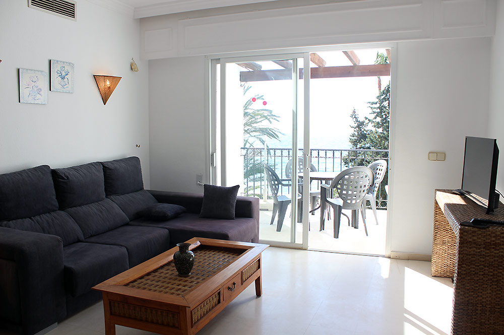 Appartement Estepona Salon