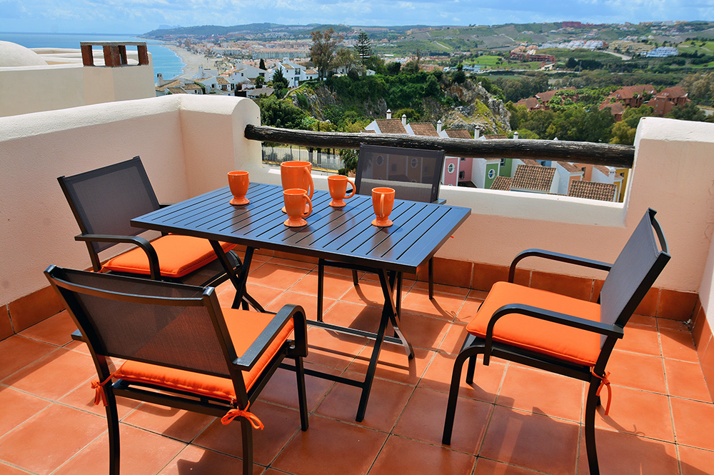 Appartement Puerto-Duquesa Terrasse