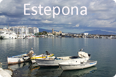 Locations Estepona