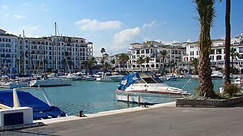 Puerto la Duquesa