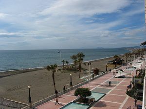 Estepona sea side