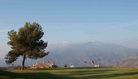 Andalucian golf valley mijas alhaurin