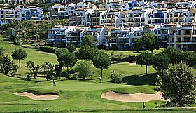 Los arqueros golf a marbella sur la costa del sol