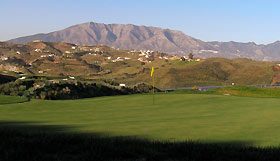 Southern Spain golf calanova mijas
