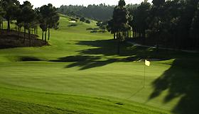 Golf trip costa del sol green fee el Chaparral Mijas