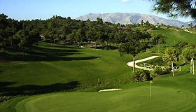 Golf holidays el Chaparral Mijas