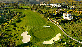 Golf costa del sol Estepona golf