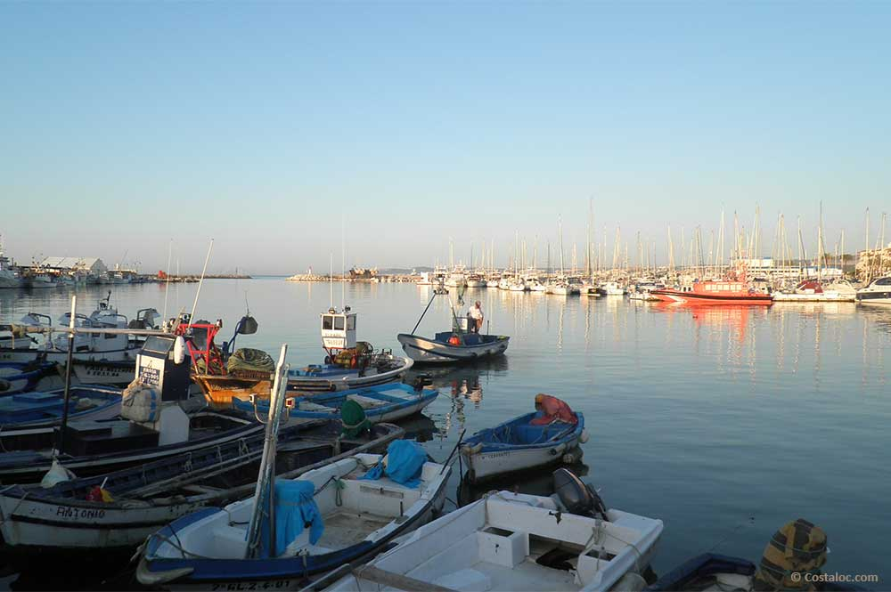 Estepona Costa del Sol the Marina