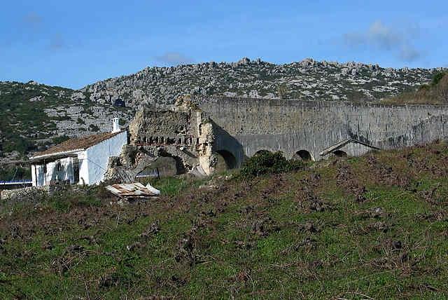 Vestiges Romains Manilva