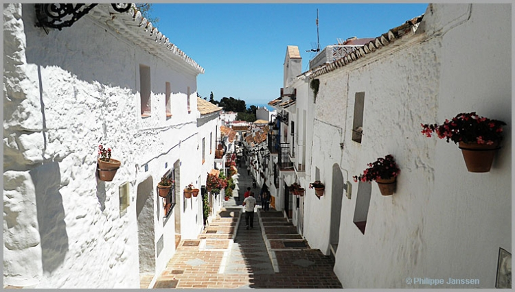 Mijas Village Blanc